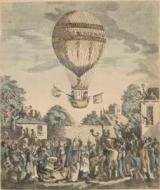 День в історії: Винахід фонографа і перший політ на повітряній кулі
