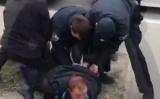 У Києві поліція з автобуса вивела п'яного водія без прав